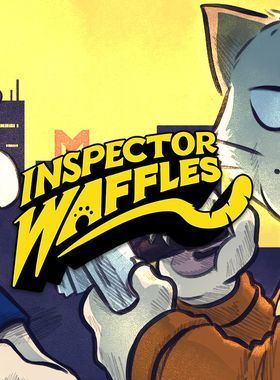 Inspector Waffles Key Art
