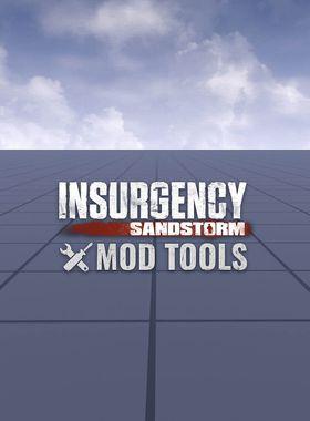 Insurgency: Sandstorm - Mod Tools & Editor Key Art