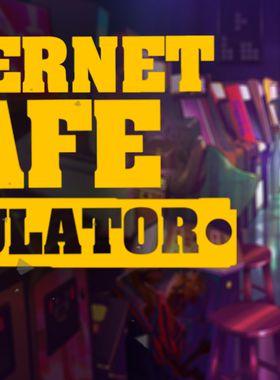 Internet Cafe Simulator Key Art