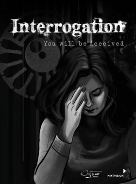 Interrogation: You will be deceived Key Art