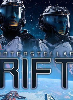 Interstellar Rift Key Art