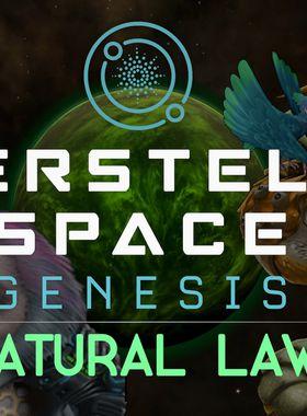 Interstellar Space: Genesis - Natural Law Key Art