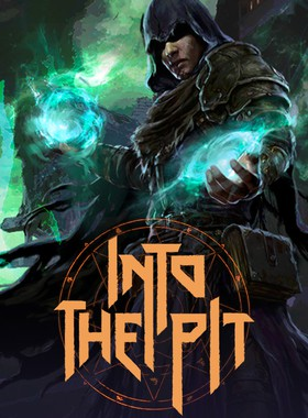 Into the Pit Key Art