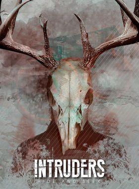 Intruders: Hide and Seek Key Art