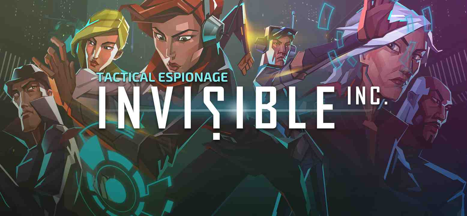 Invisible Inc. Background Image