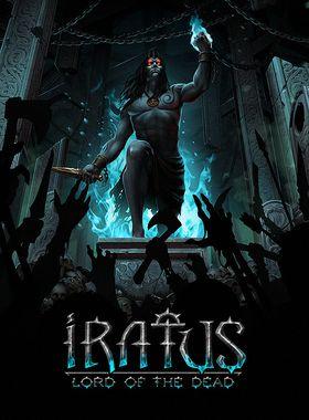 Iratus: Lord of the Dead Key Art