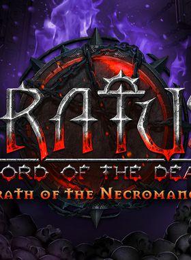 Iratus: Wrath of the Necromancer Key Art