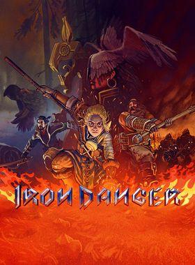 Iron Danger Key Art