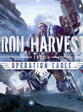 Iron Harvest: - Operation Eagle Key Art