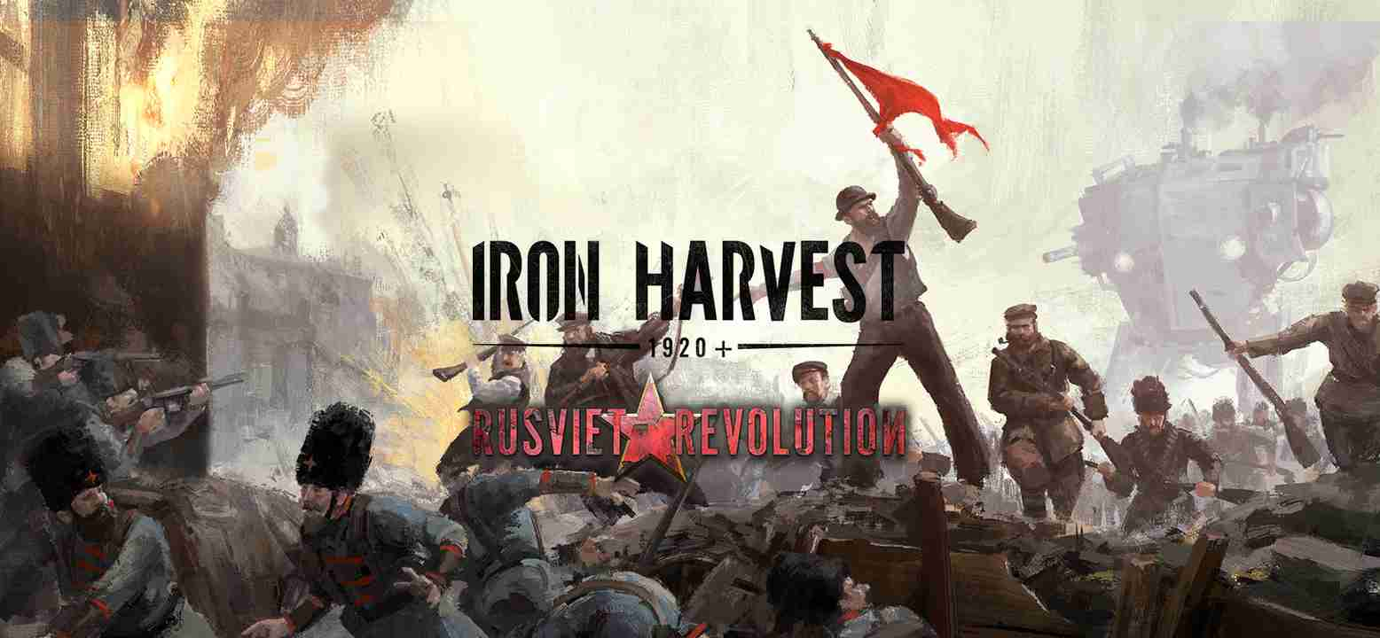 Iron Harvest: Rusviet Revolution