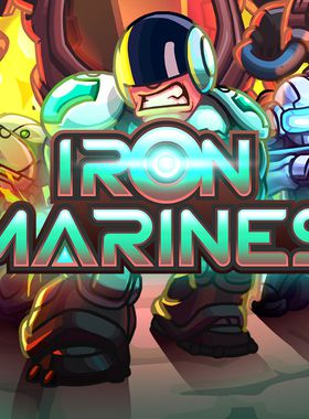 Iron Marines Key Art