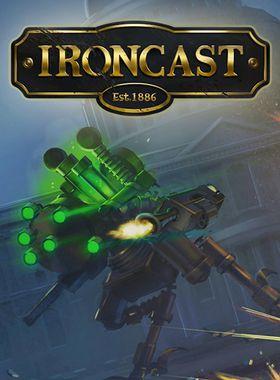 Ironcast Key Art