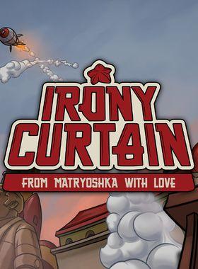 Irony Curtain: From Matryoshka with Love Key Art
