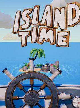 Island Time Key Art