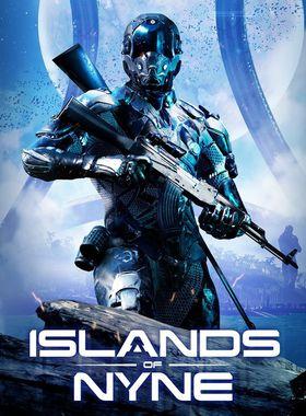 Islands of Nyne: Battle Royale Key Art