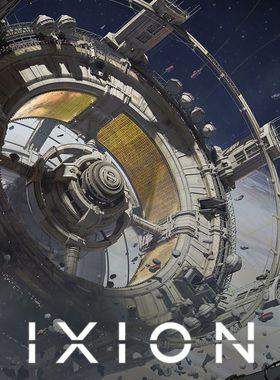 Ixion Key Art