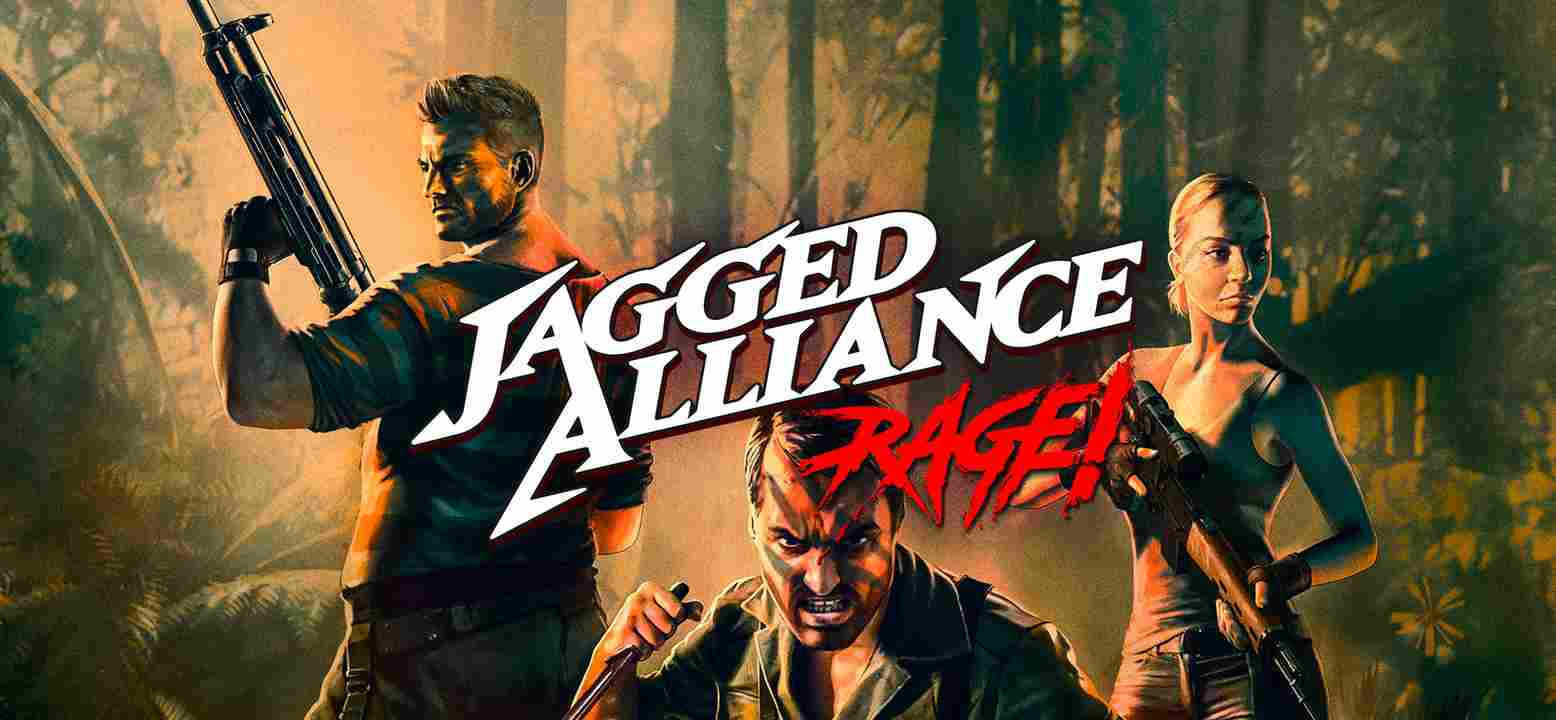 Jagged Alliance: Rage! Thumbnail