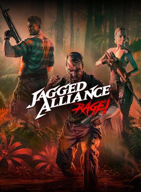 Jagged Alliance: Rage! Key Art