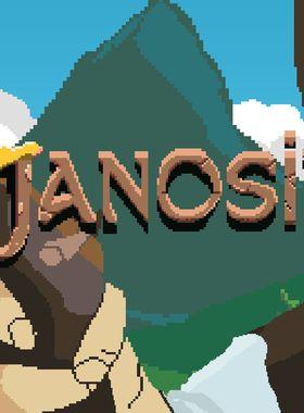 Janosik Key Art