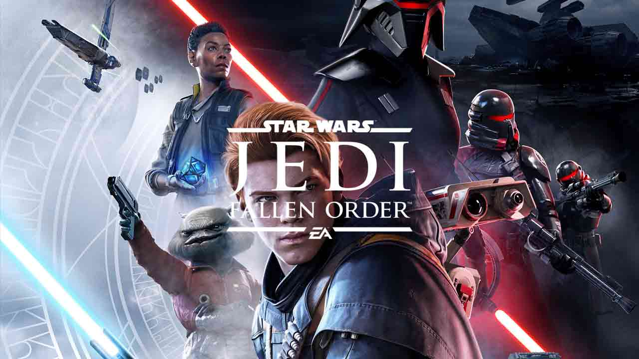 Star Wars: Jedi Fallen Order Thumbnail