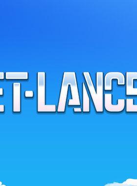 Jet Lancer Key Art
