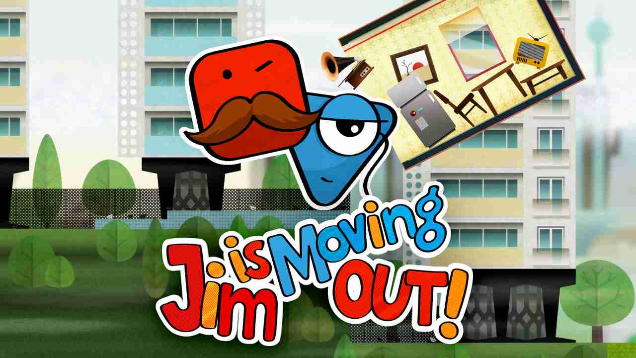 Jim is Moving Out!