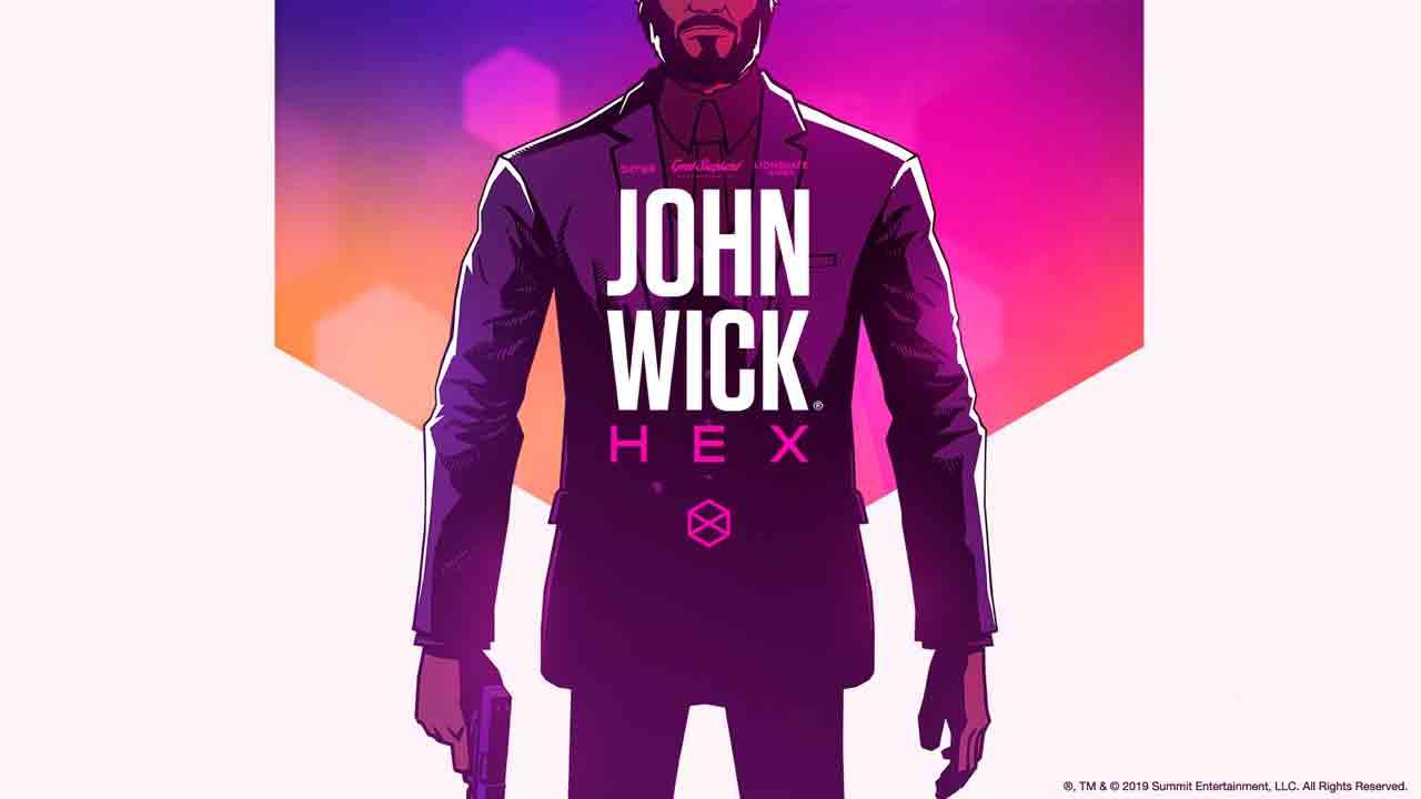 John Wick Hex Thumbnail