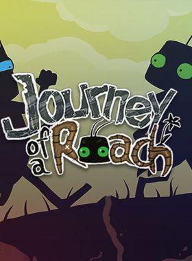 Journey of a Roach Key Art