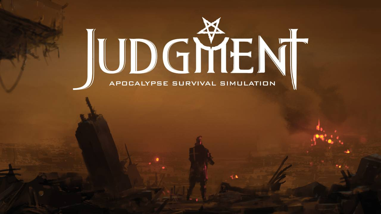 Judgment: Apocalypse Survival Simulation Background Image