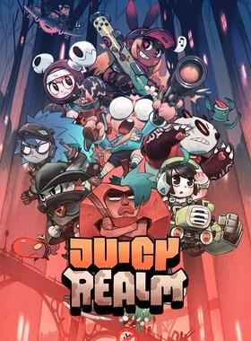 Juicy Realm Key Art