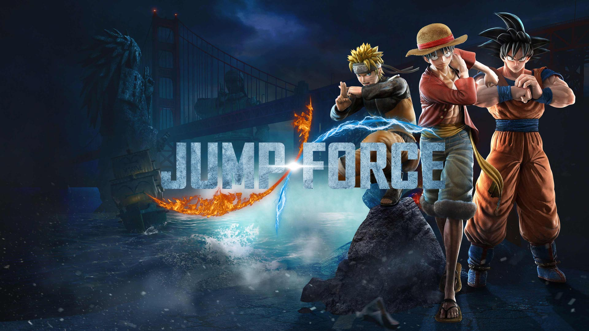 Jump Force Video