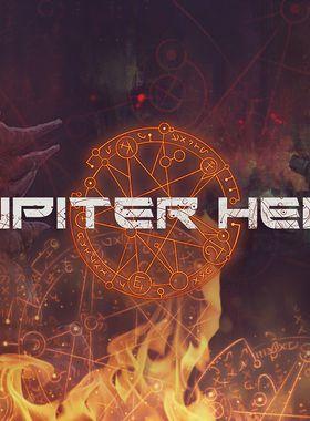 Jupiter Hell Key Art