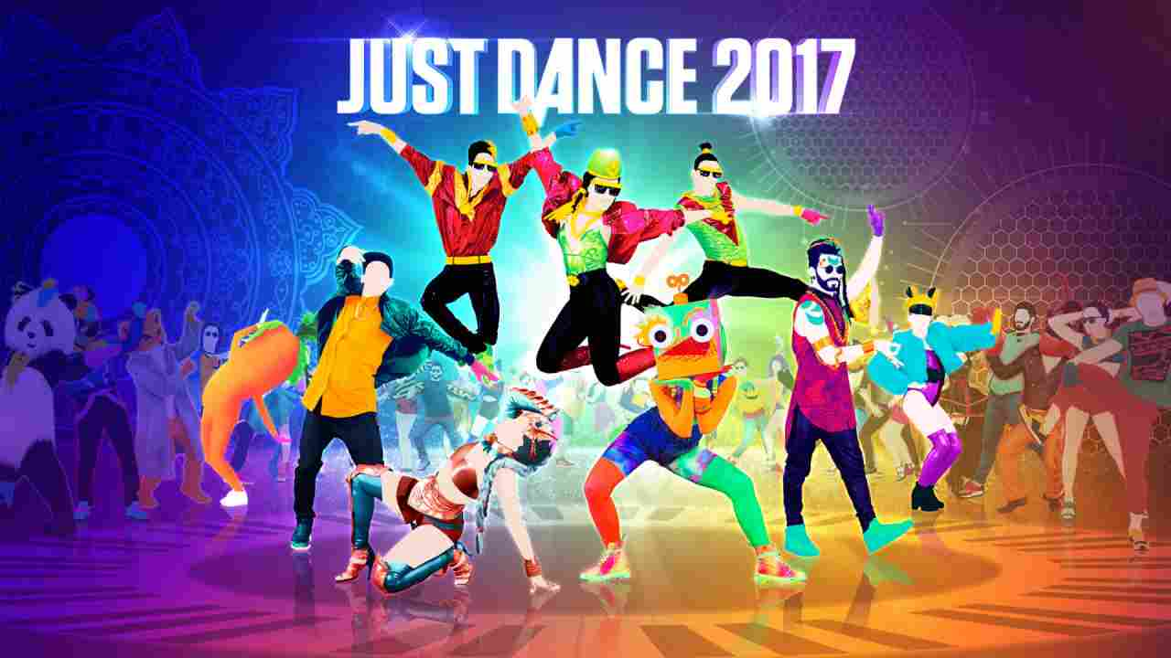 Just Dance 2017 Thumbnail