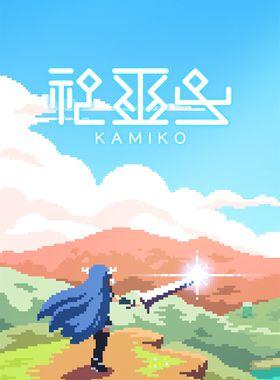 KAMIKO Key Art