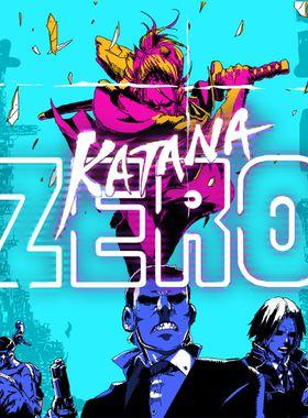 Katana Zero Key Art