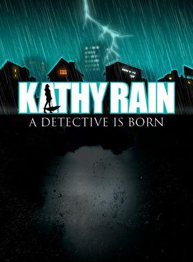 Kathy Rain Key Art