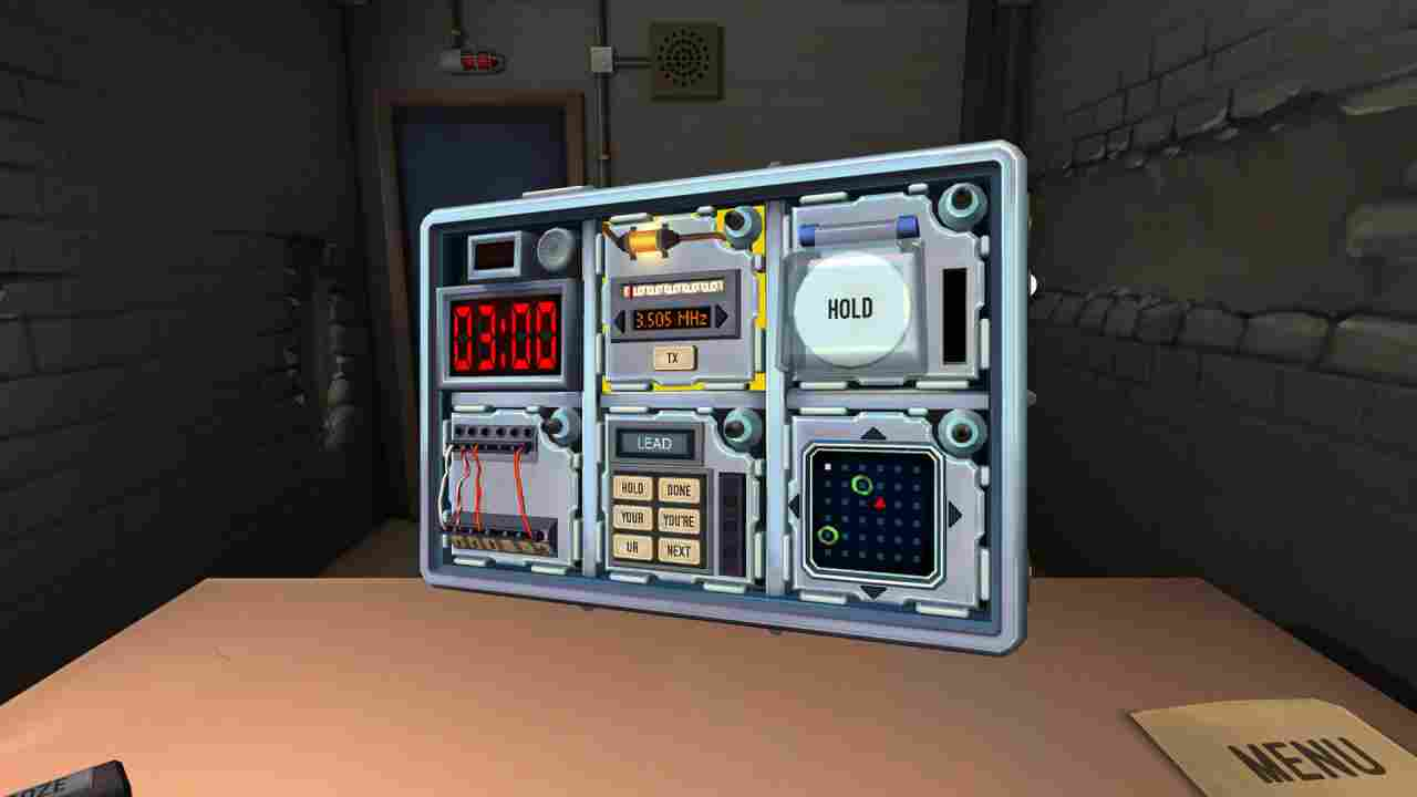 Keep Talking and Nobody Explodes Thumbnail