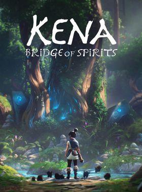 Kena: Bridge of Spirits Key Art
