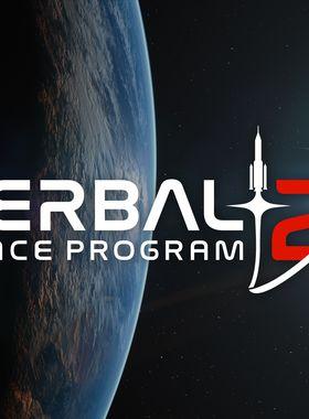 Kerbal Space Program 2 Key Art
