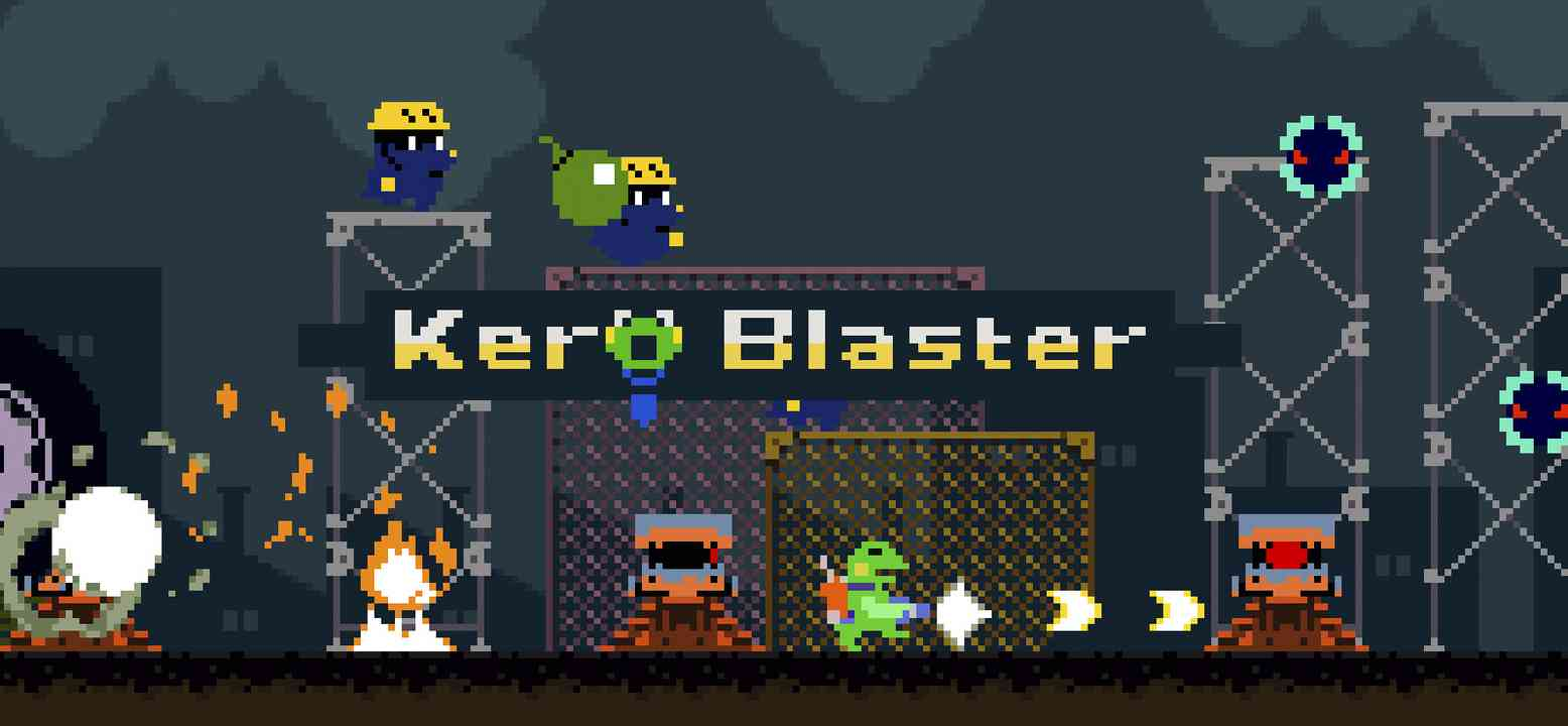 Kero Blaster Thumbnail