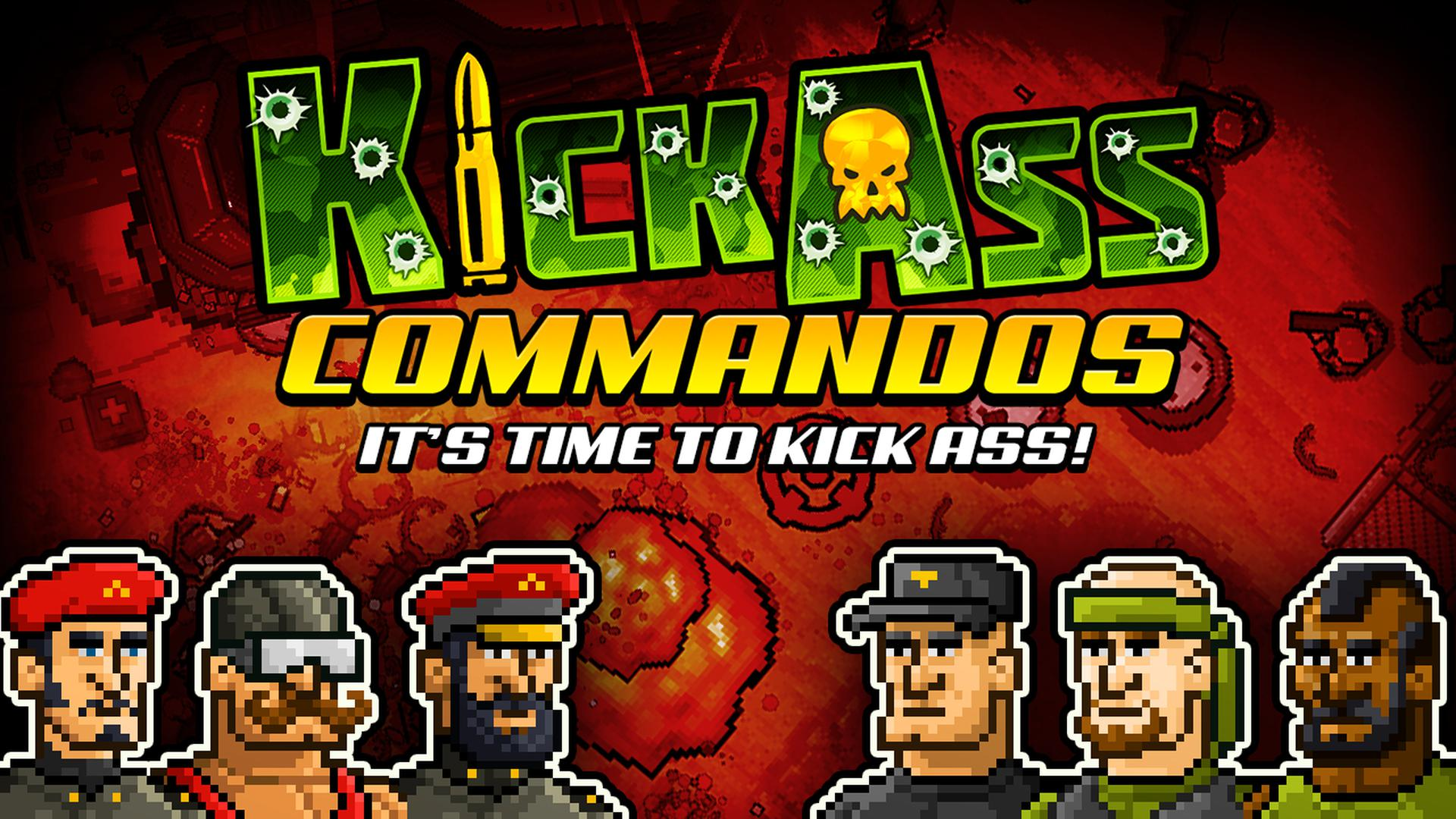Kick Ass Commandos Video