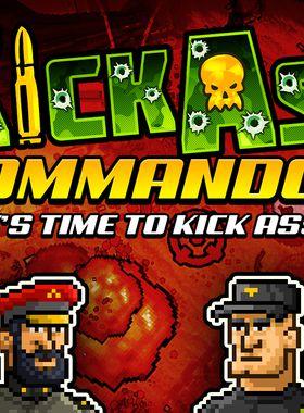 Kick Ass Commandos Key Art