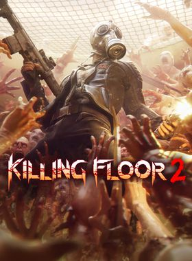 Killing Floor 2 Key Art