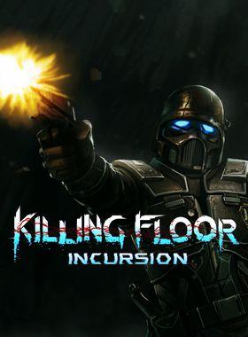 Killing Floor: Incursion Key Art