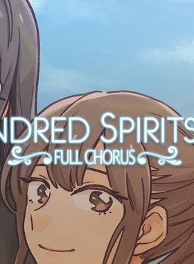 Kindred Spirits on the Roof Full Chorus Key Art