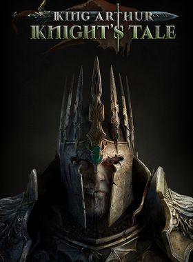 King Arthur: Knight's Tale Key Art