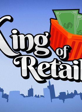 King of Retail Key Art