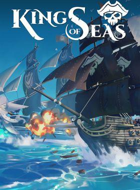 King of Seas Key Art