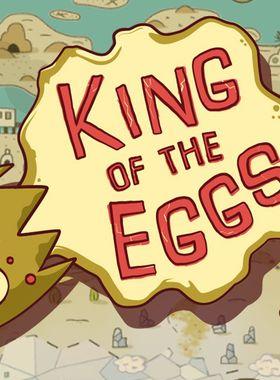 King of the Eggs Key Art
