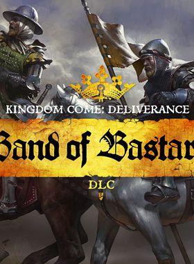 Kingdom Come: Deliverance – Band of Bastards Key Art